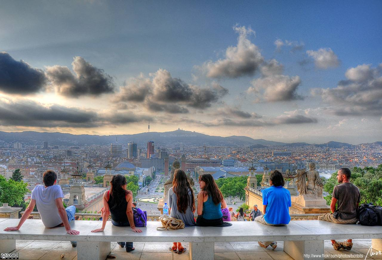 Barcelona: Top Quality of Life. Photo credits. https://www.flickr.com/photos/bcnbits/3663297224