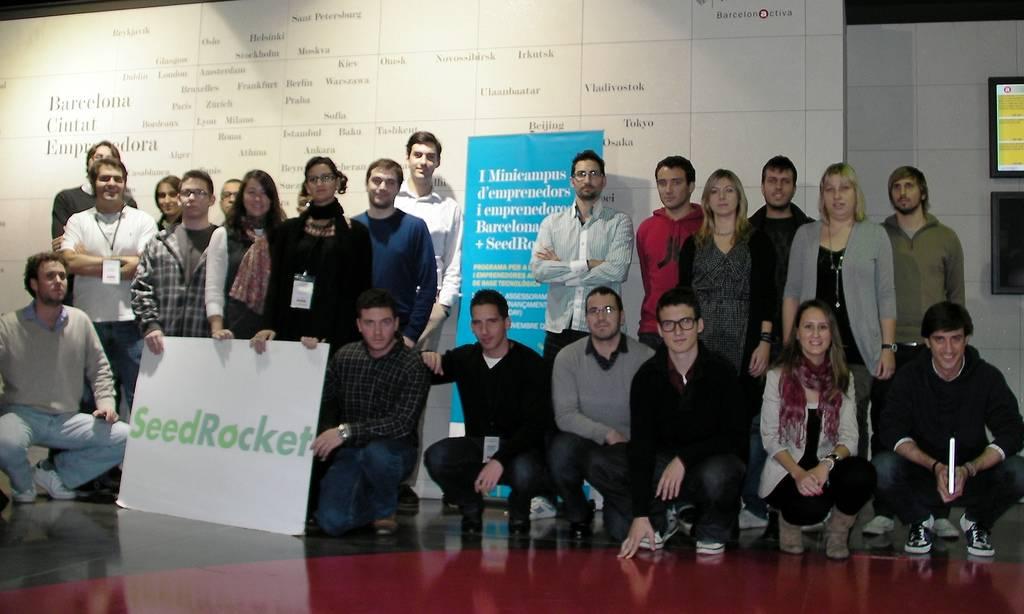 Barcelona startup scene. Photo credits. https://www.flickr.com/photos/seedrocket/5188976445
