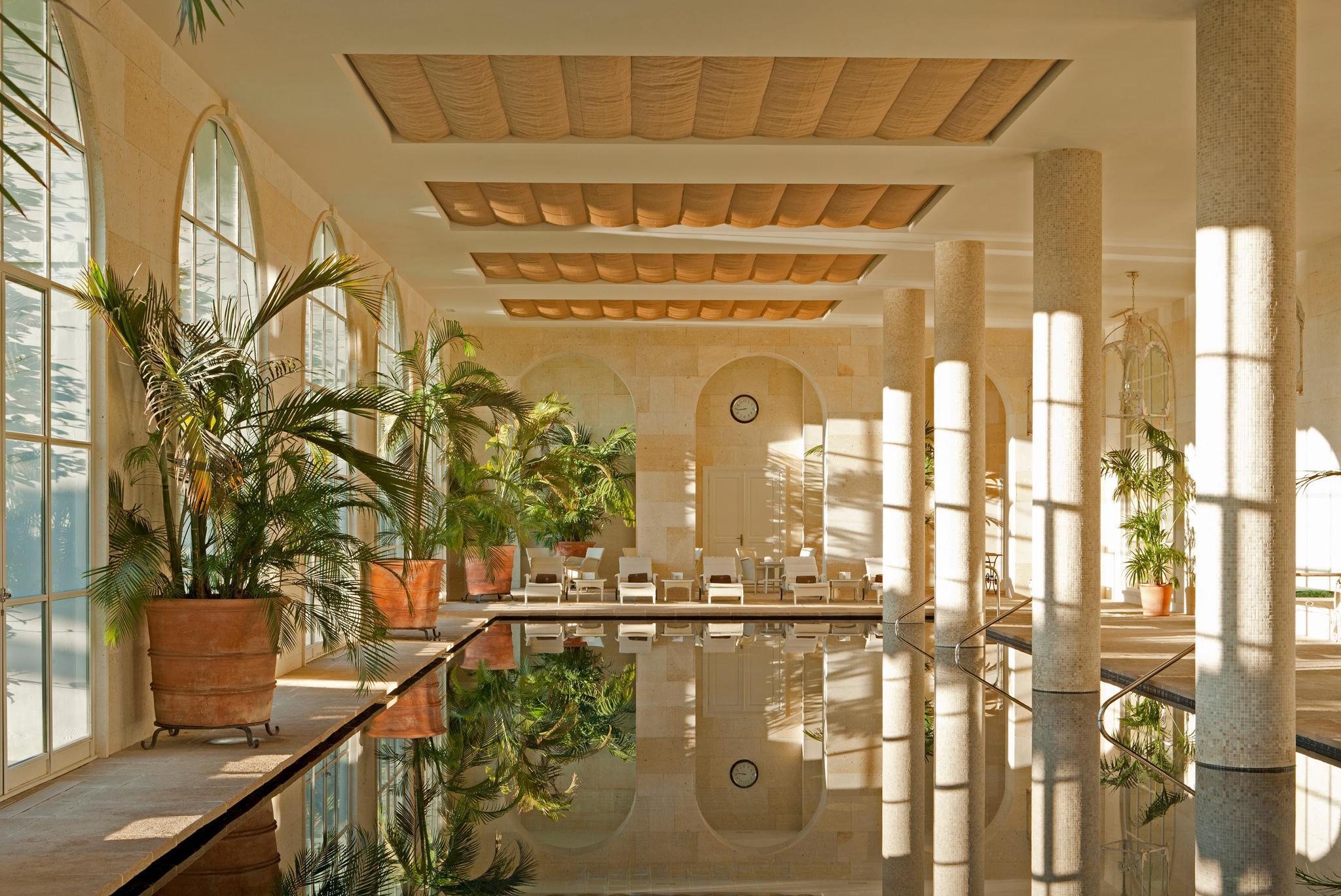Finca Cortesin Hotel Indoor Pool