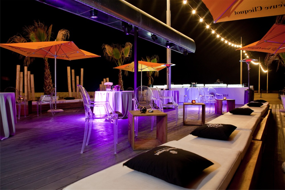 BOO Restaurant & Beach Club, Barcelona