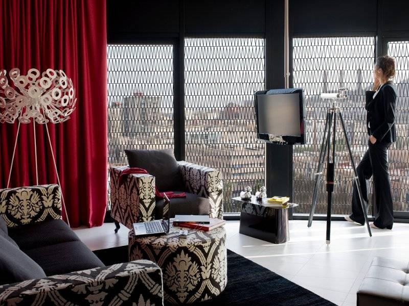 Barcelo Raval Junior Suite
