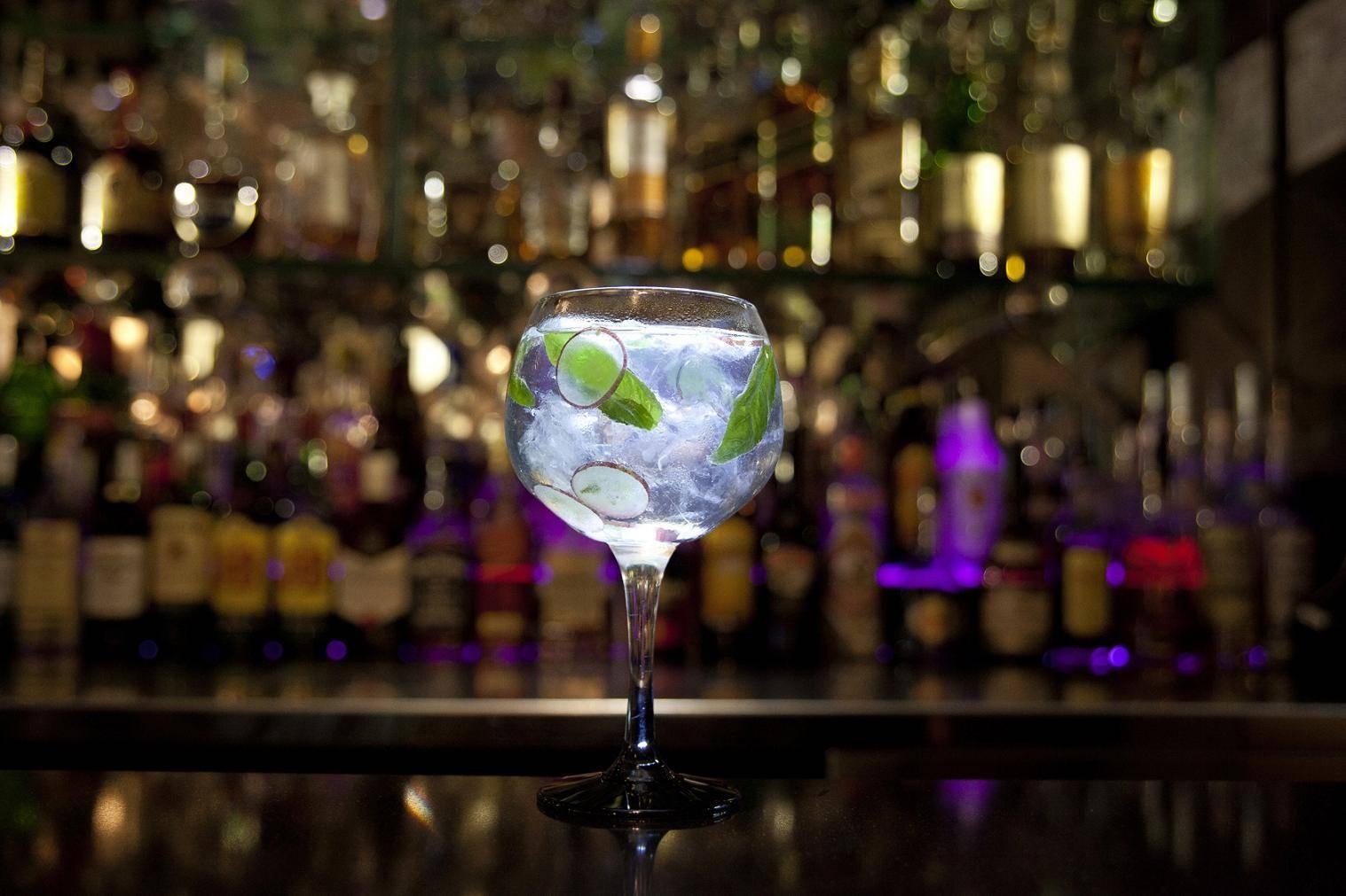 Cocktails At Vintag Barcelona