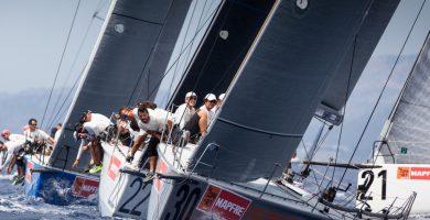 Copa del Rey Sailing Regatta in Palma de Mallorca