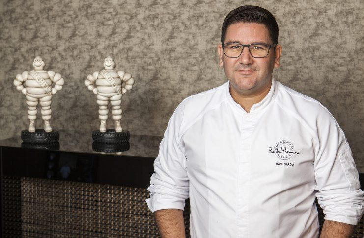 Two-Michelin Star Chef Dani García Reveals Inspiration Behind Gastronomic Success
