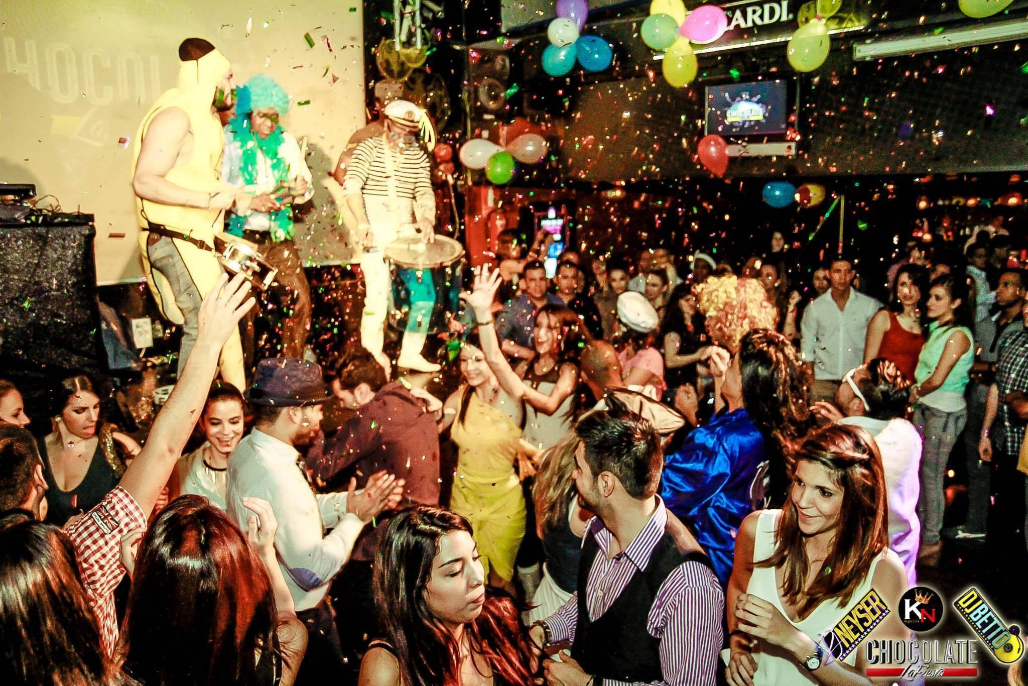 Discoteca Keeper Madrid
