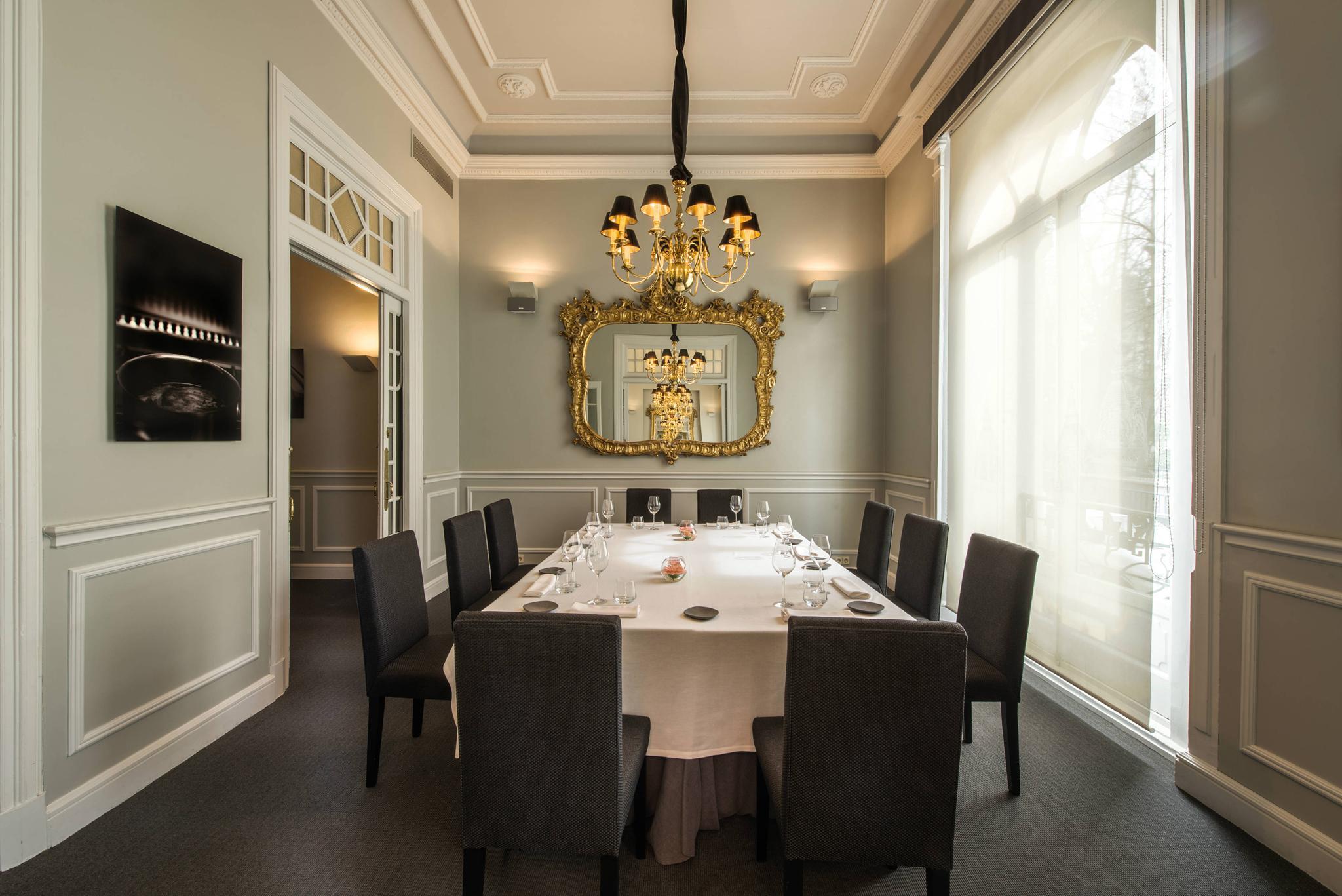 El Club Allard - Madrid - Private Dining