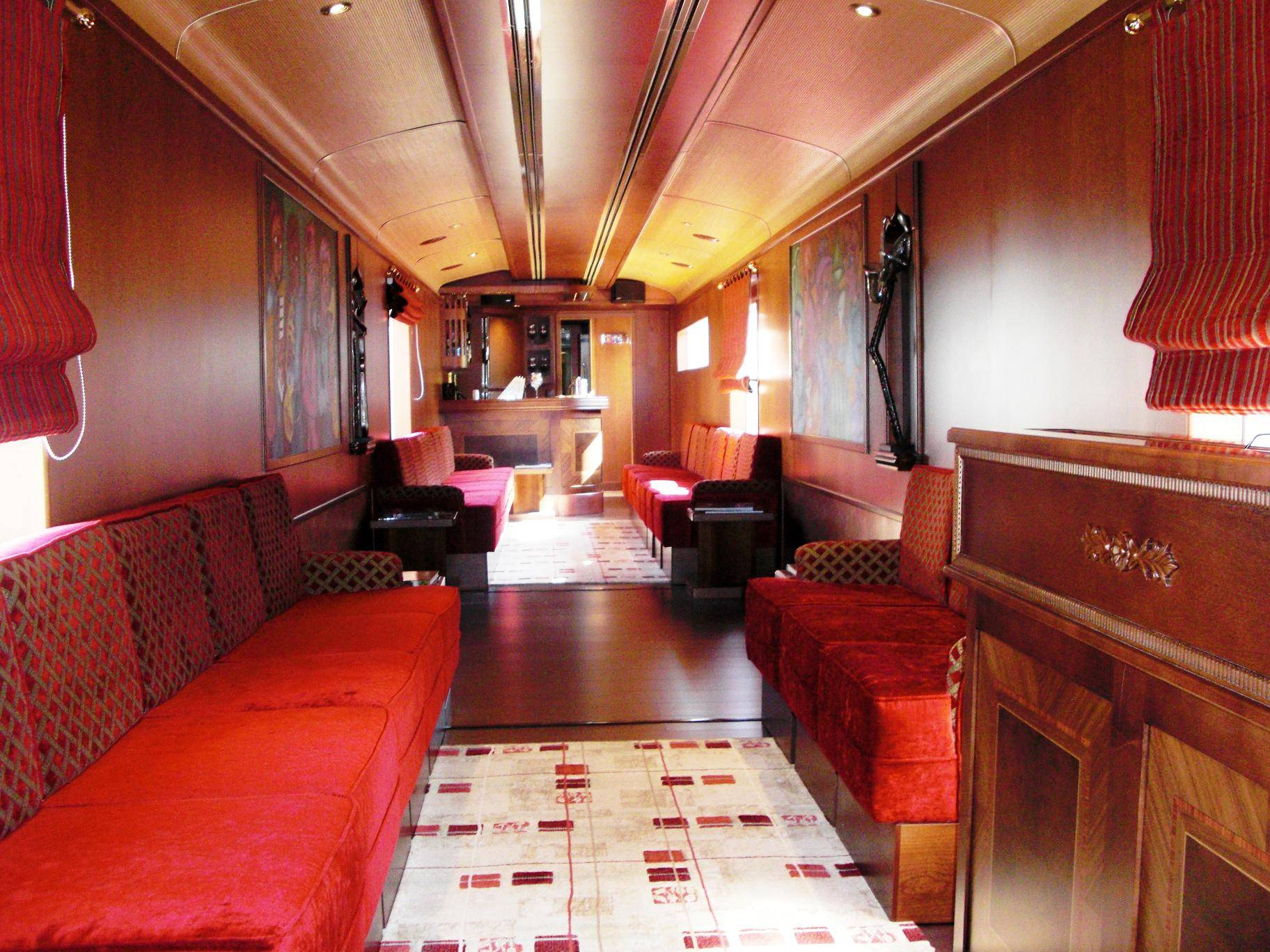 El Transcantabrico Spain Luxury Train - 2