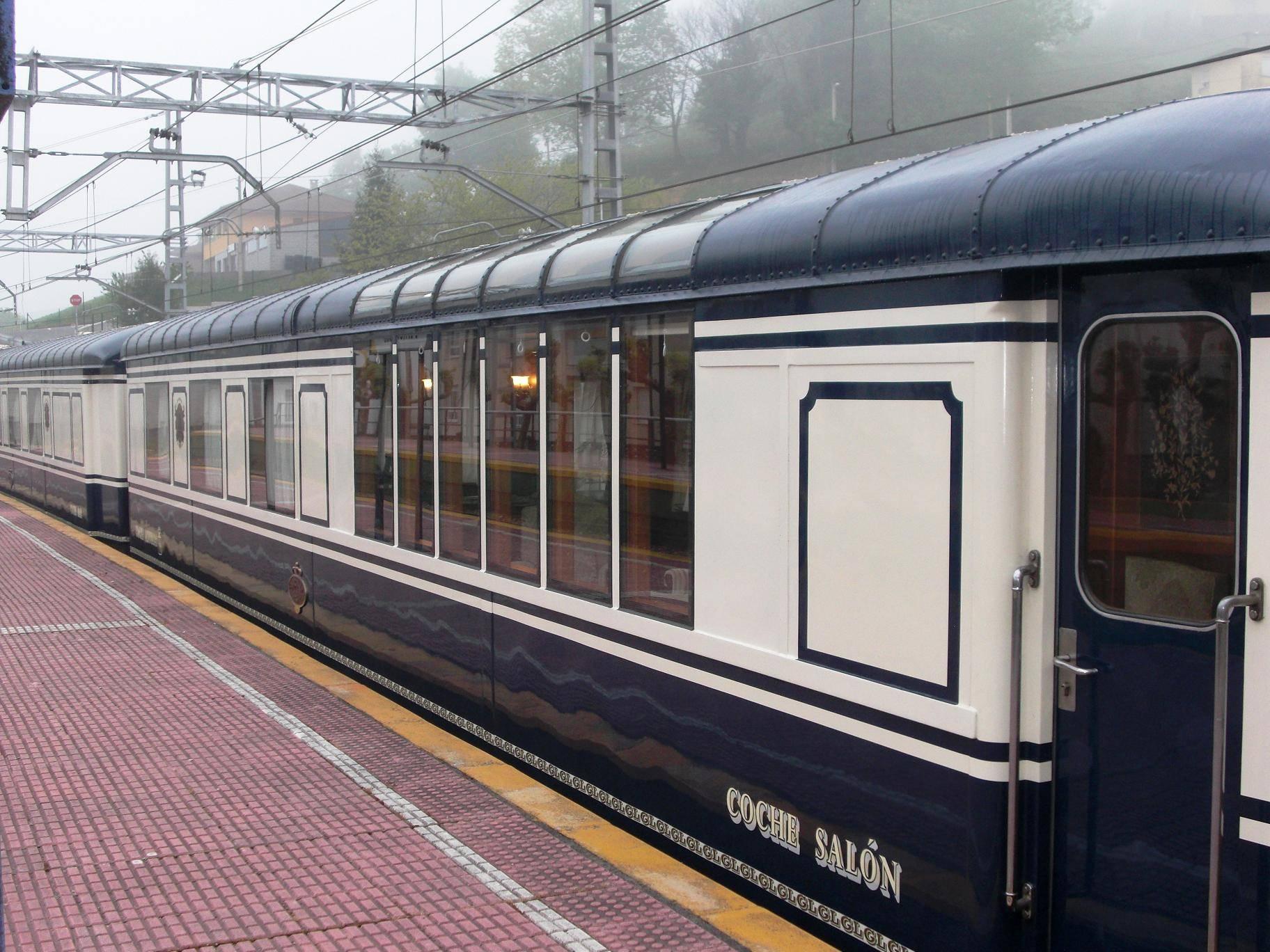 El Transcantabrico Spain Luxury Train - 3