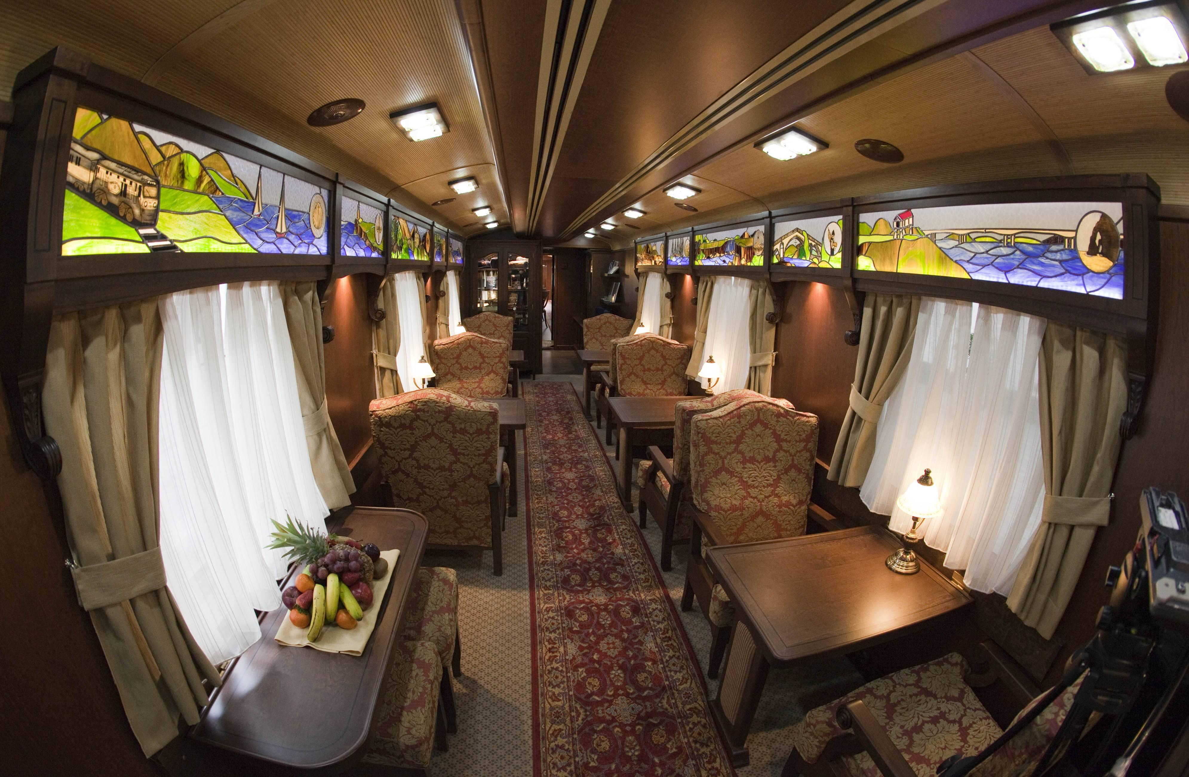El Transcantabrico Spain Luxury Train - 4