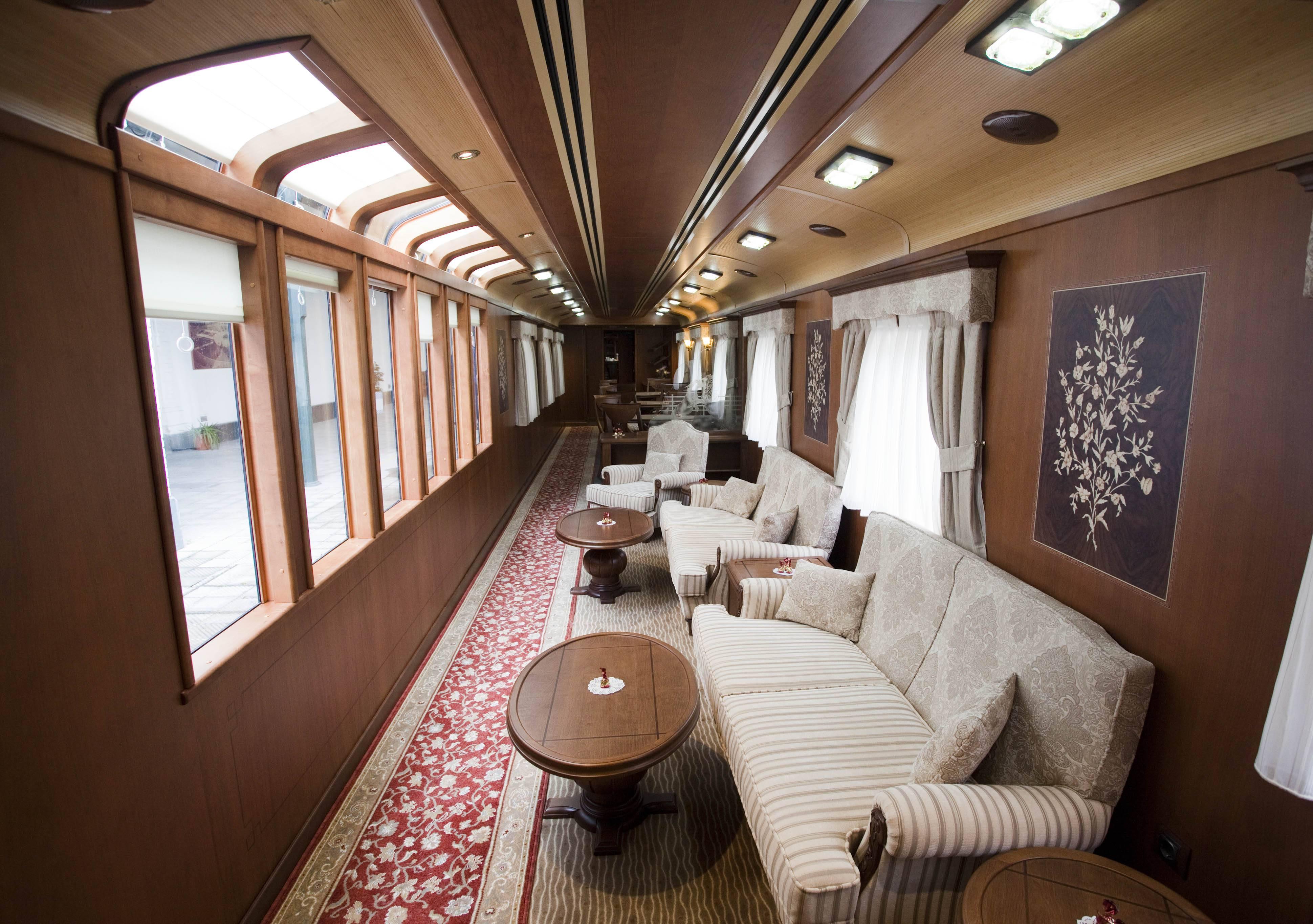 El Transcantabrico Spain Luxury Train - 5
