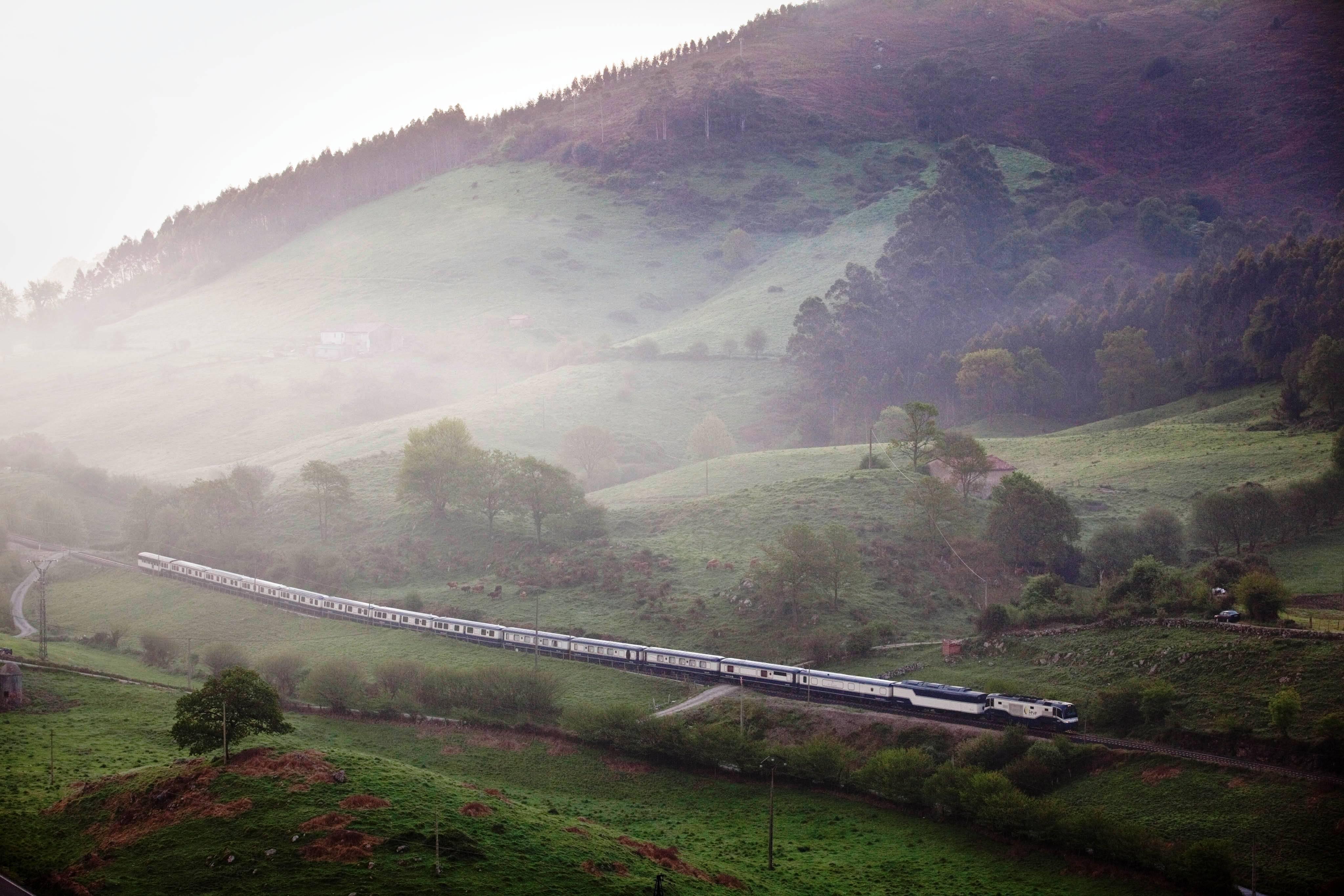 El Transcantabrico Spain Luxury Train - 6