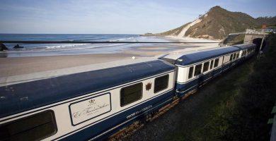 El Transcantabrico Spain Luxury Train - 7