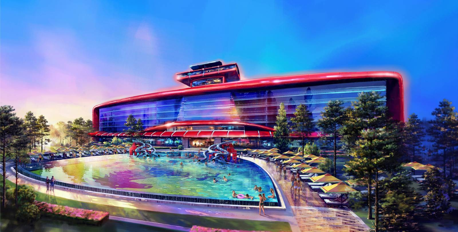 Ferrari To Open Theme Park And 5 Star Hotel In Spain