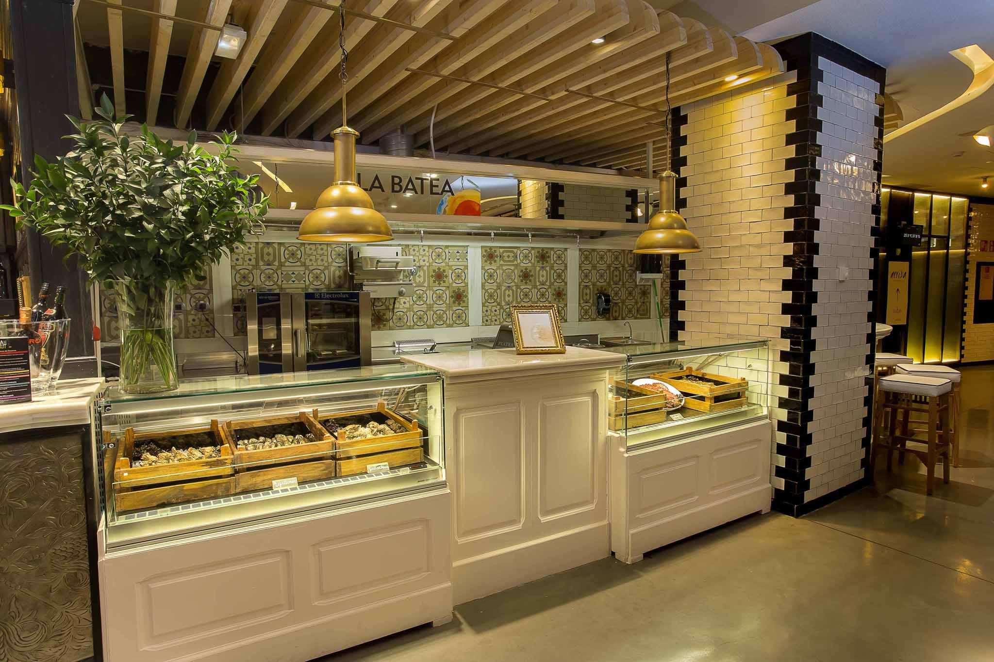 Gastronomic Space Madrid Spain