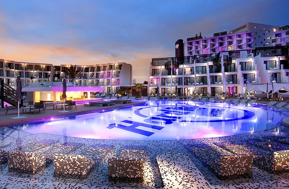 Hard Rock Hotel in Ibiza