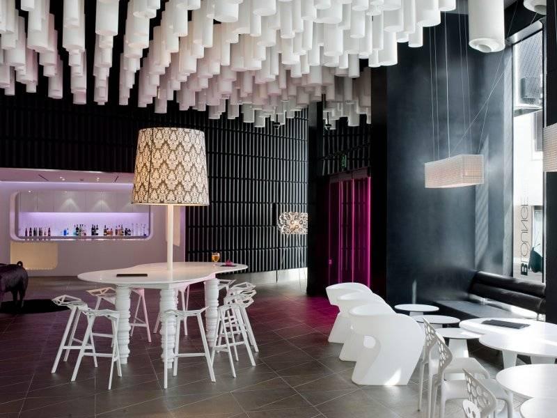 Hotel Barcelo Raval - Bar