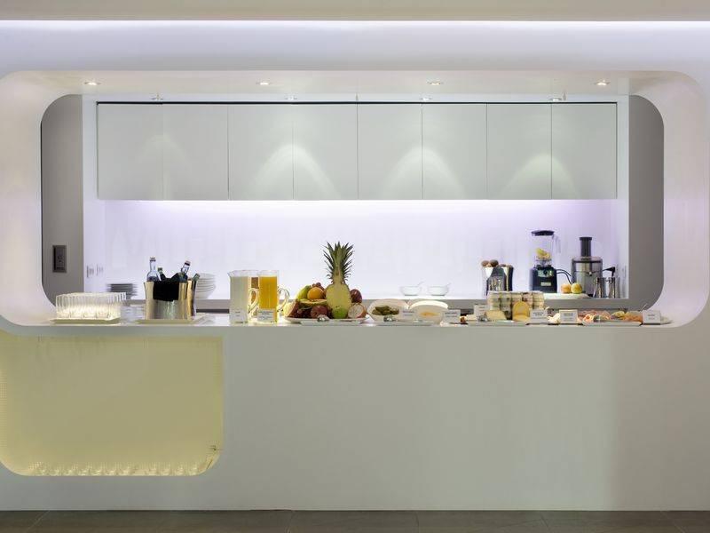 Hotel Barcelo Raval - Buffet