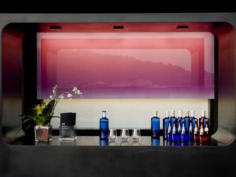 Hotel Barcelo Raval - Lobby Bar