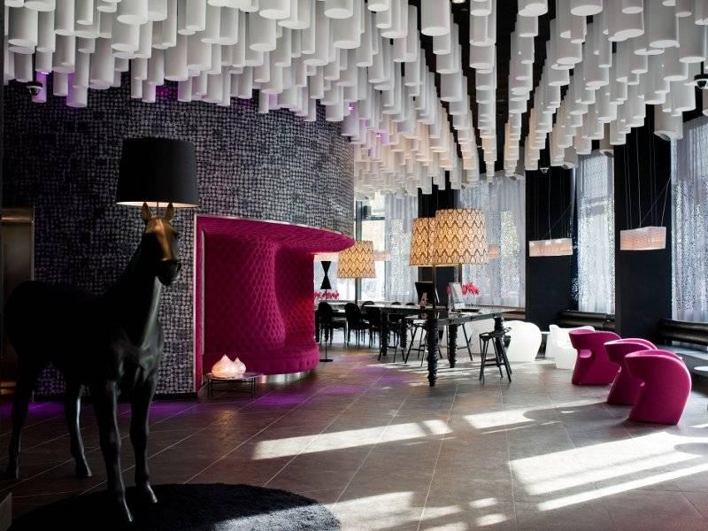 Hotel Barcelo Raval - Lobby