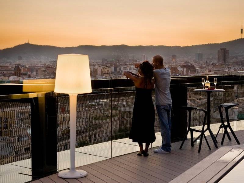 Hotel Barcelo Raval - Terrace