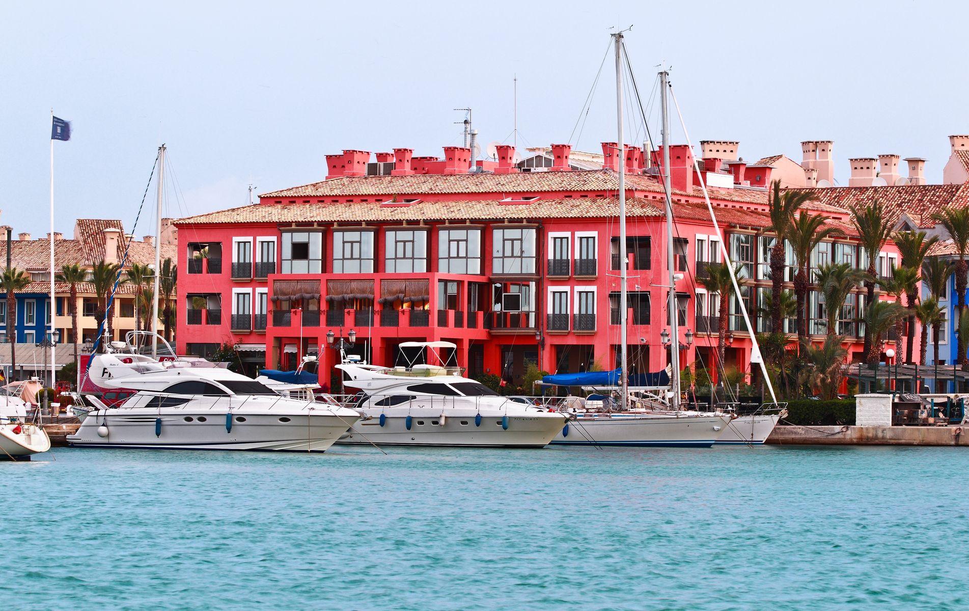 Hotel Club Maritimo Sotogrande - 14