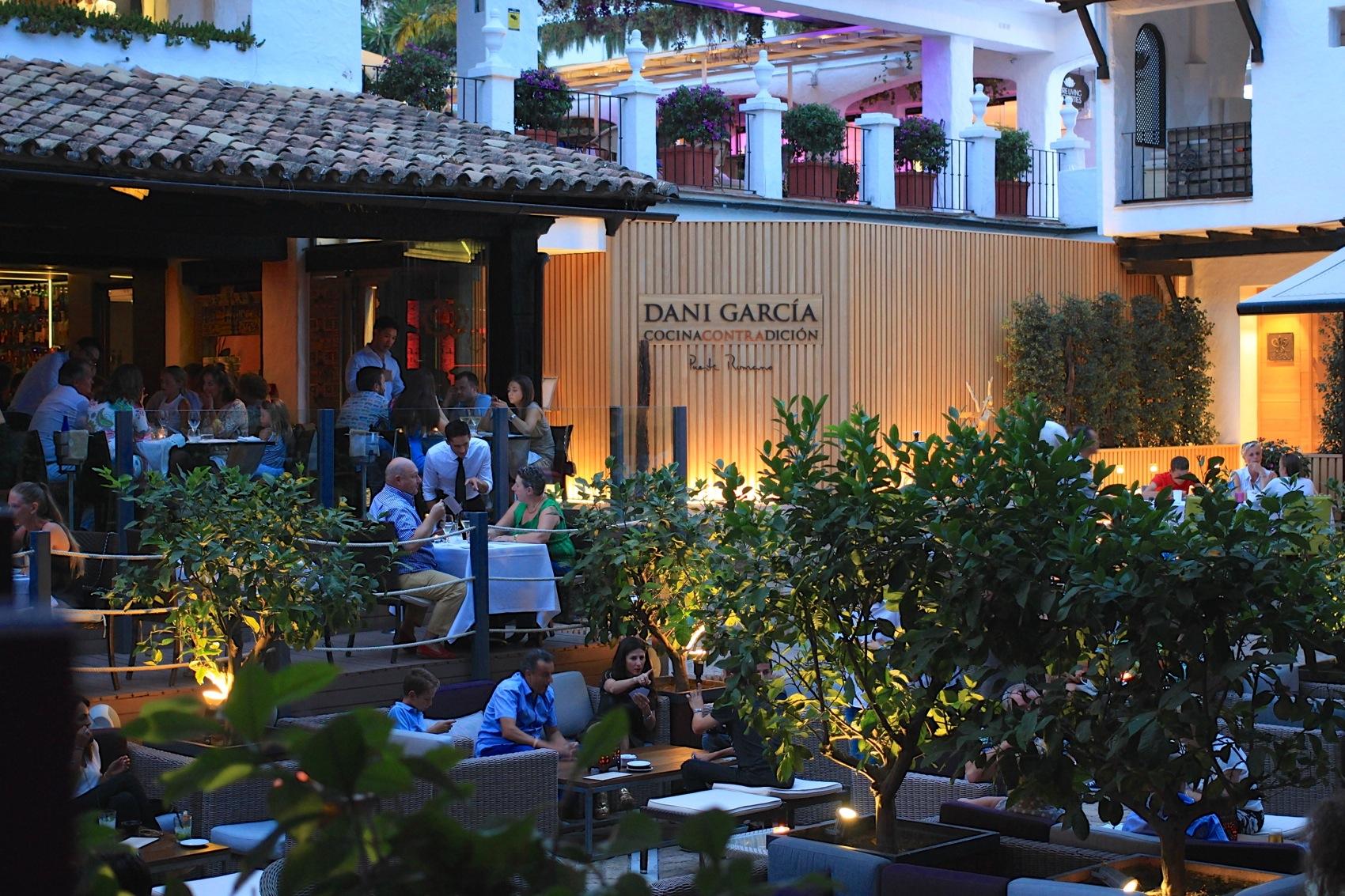 Puente Romano Fine Dining with Dani Garcia