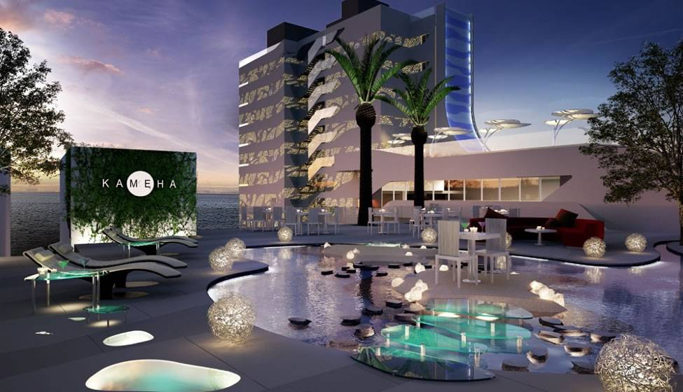 A spectacular luxury hotel is due to open in mallorca for Top design hotels mallorca