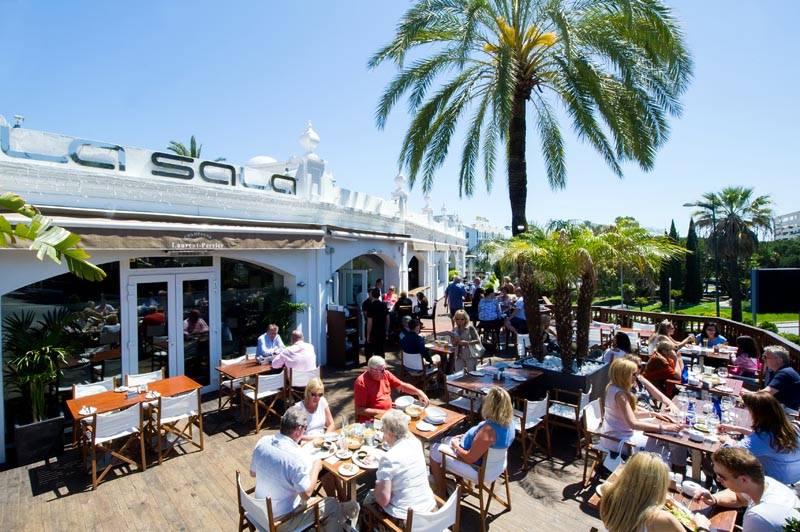 The 10 best restaurants in marbella hashtag spain - La sala nueva andalucia ...