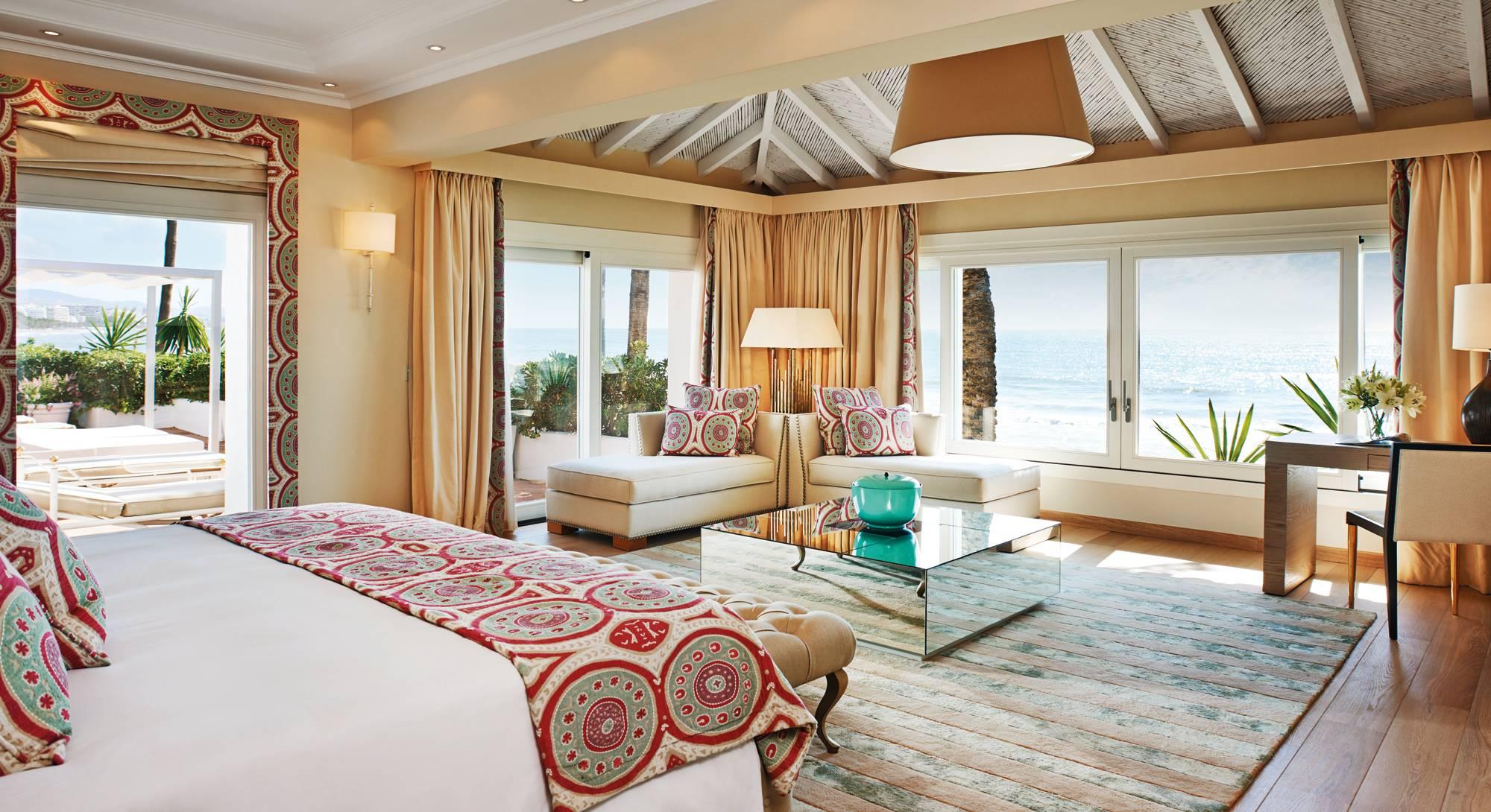 Marbella Club Villa del Mar - Connecting Bedroom