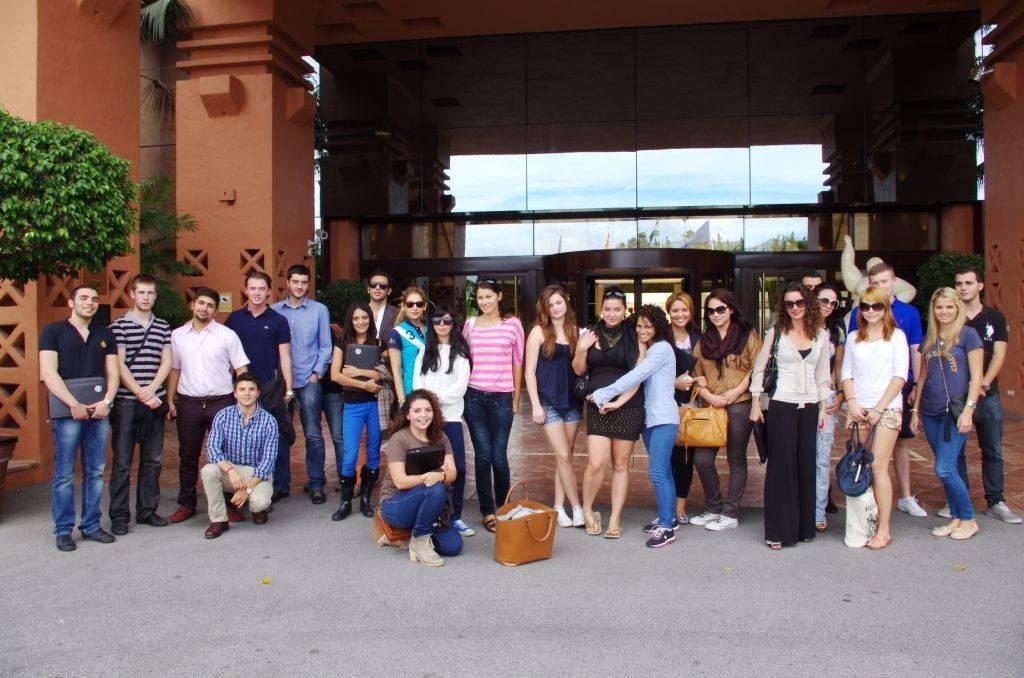 Marbella University Schellhammer Business School