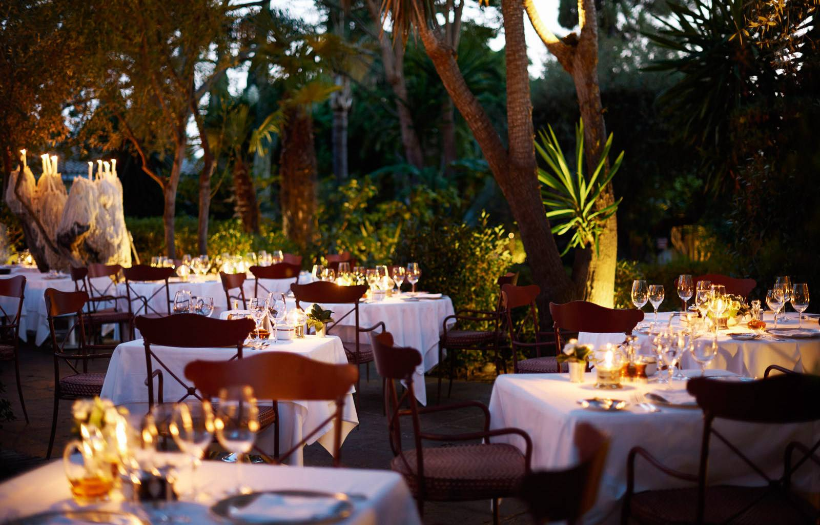 Marbella Club Dining