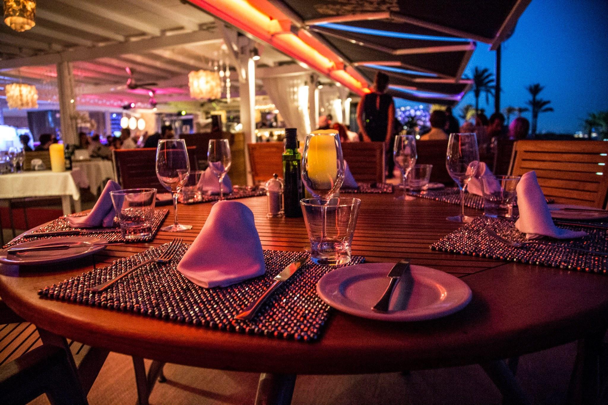 Nassau Beach Club, Ibiza