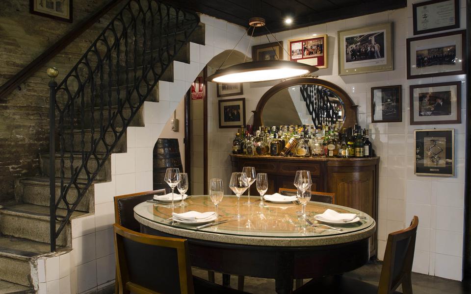 Restaurante Bodega Casa Montaña, Valencia