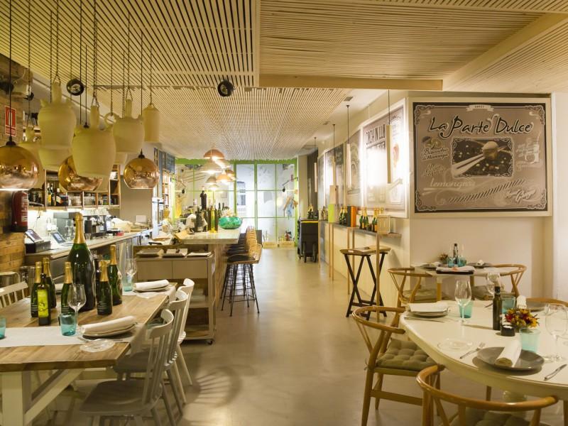 Restaurante Macellum, Valencia