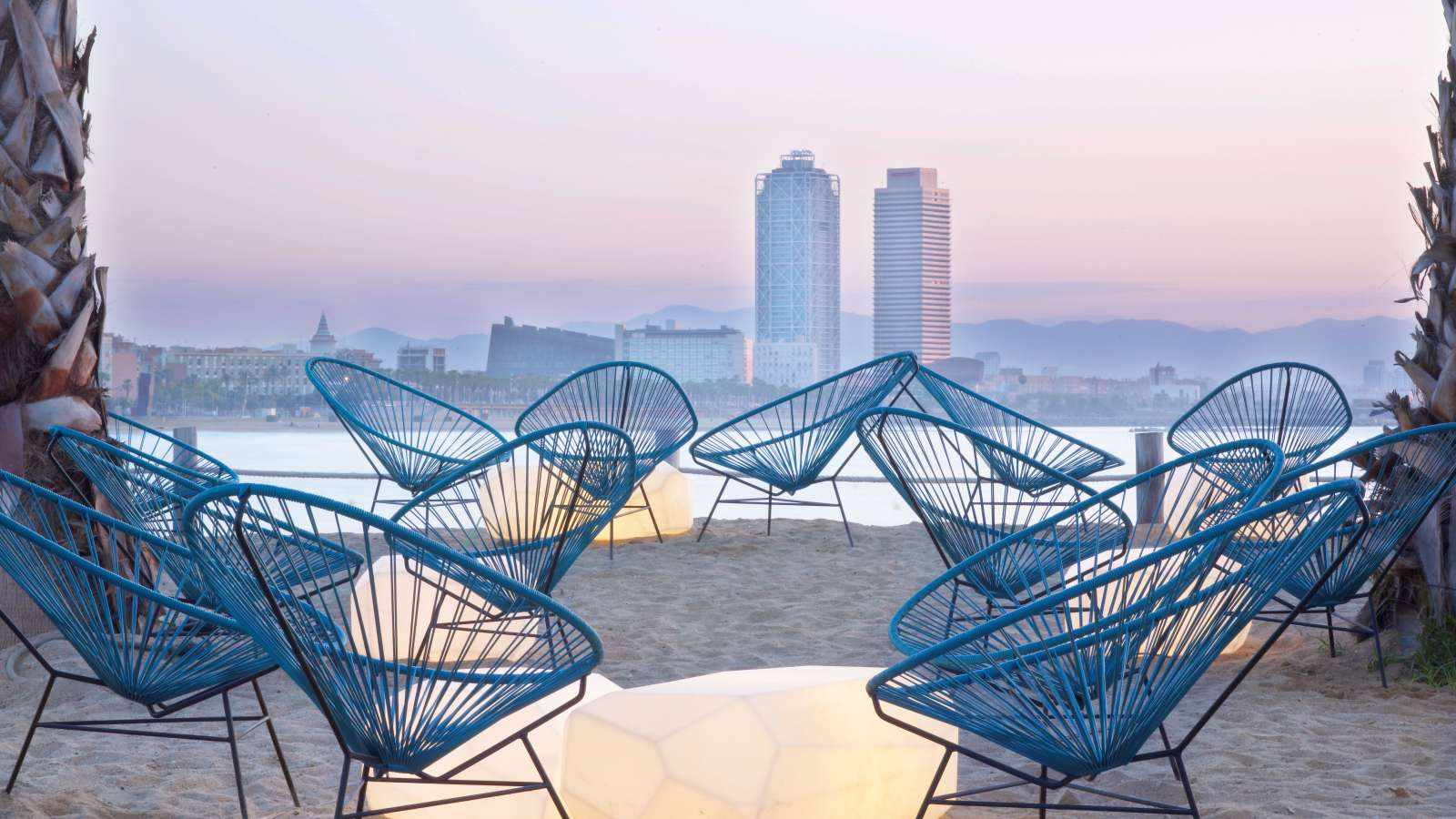 Salt Beach Club, Barcelona
