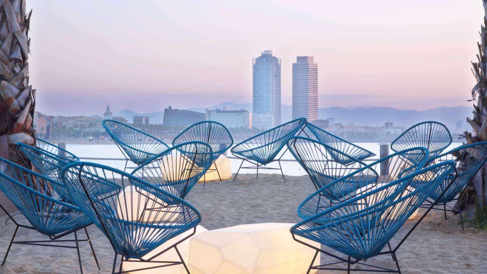 Salt Beach Club, Barcelona