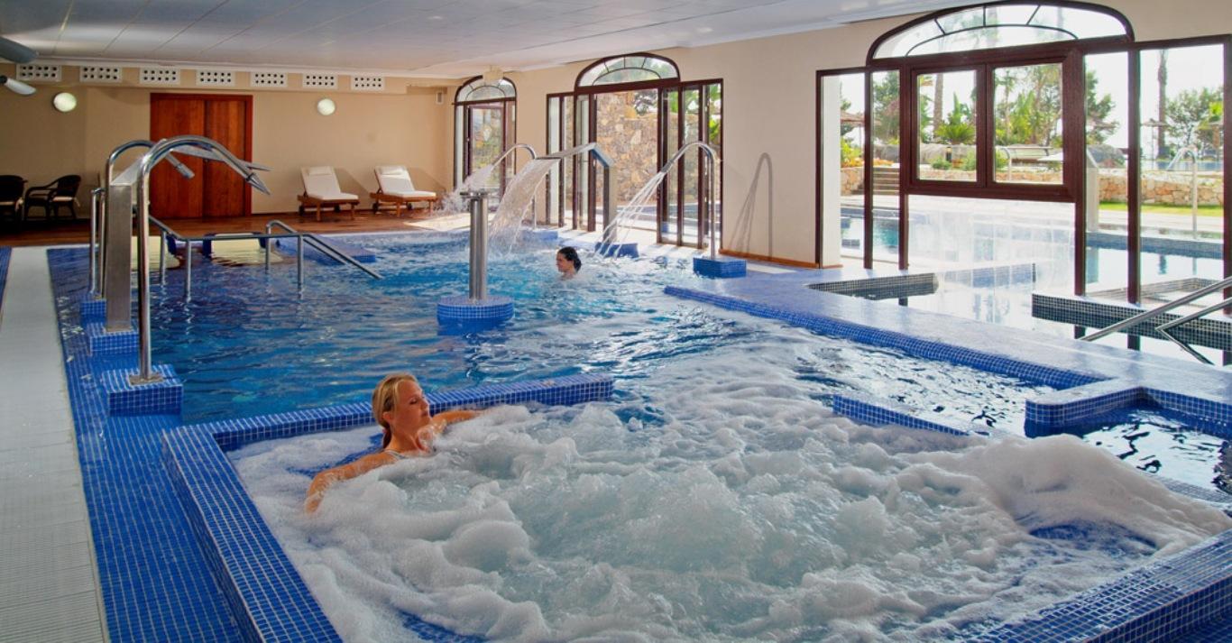 The 12 best spas in spain from oriental wisdom to - Mejor spa sevilla ...