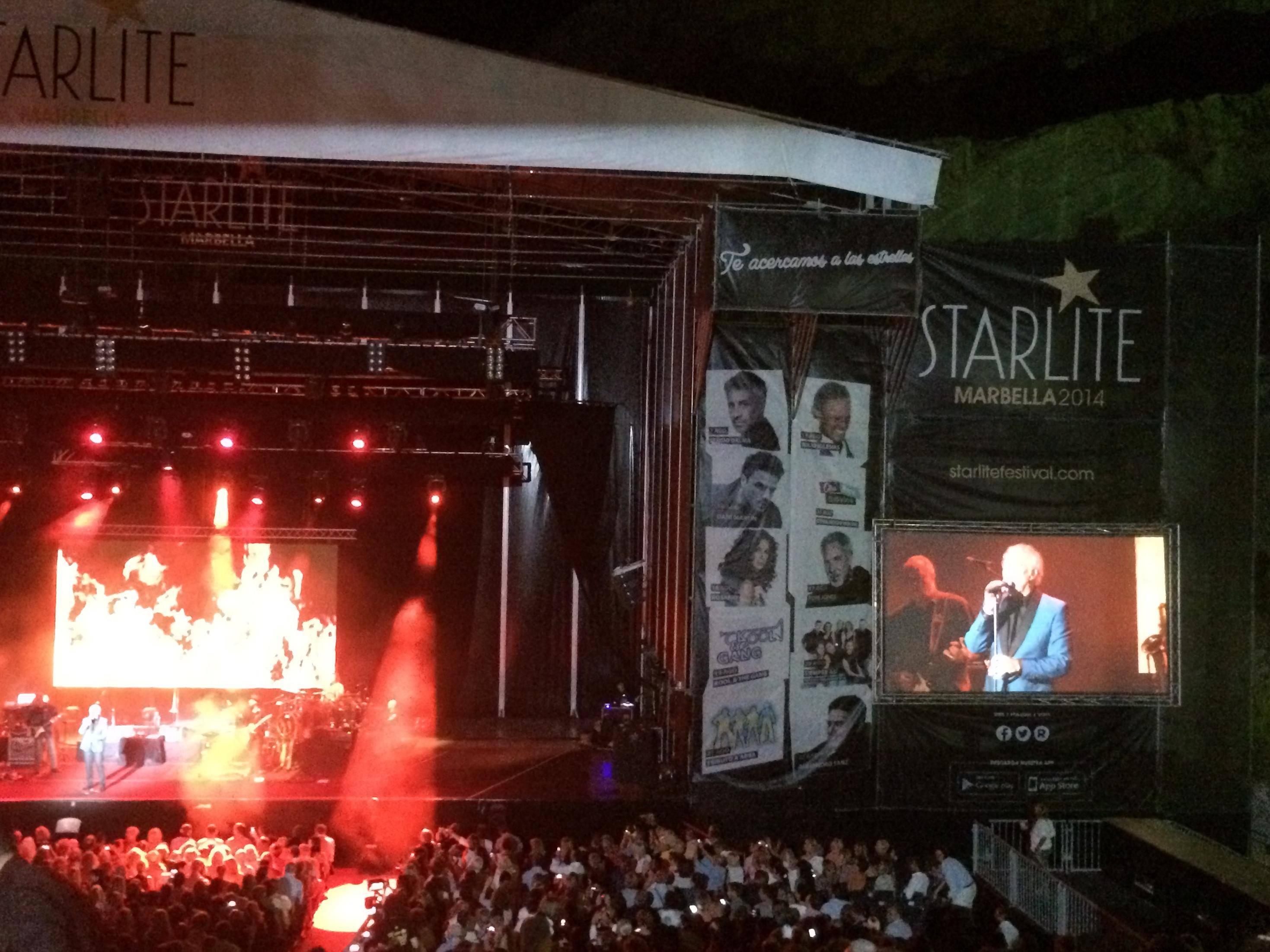 Starlite Festival Marbella 2014