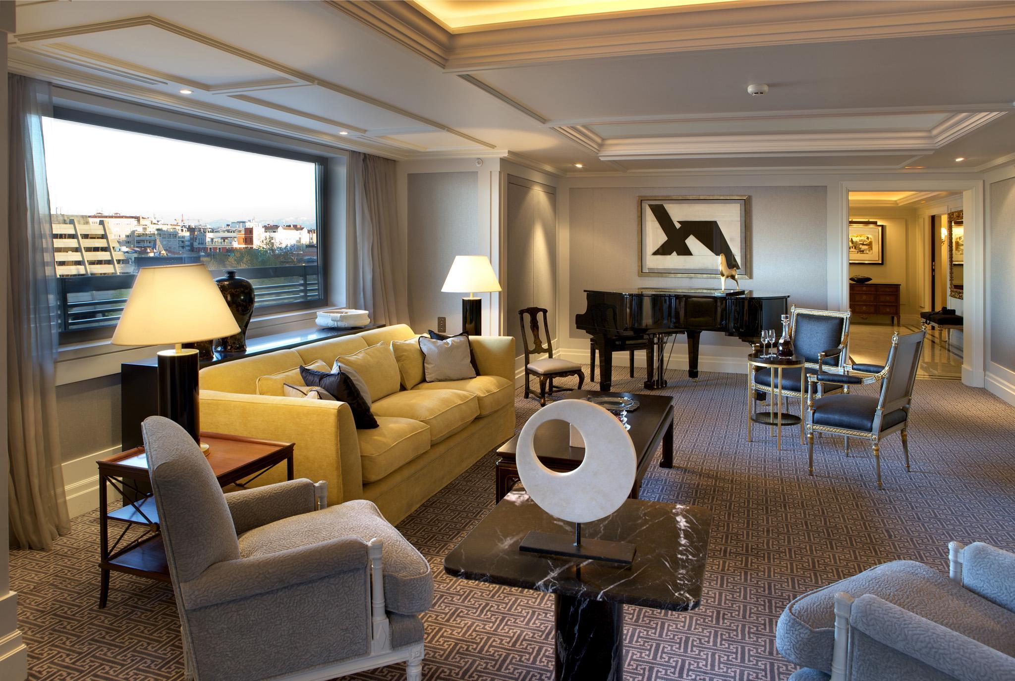 Suite Real Hotel Villa Magna, Madrid