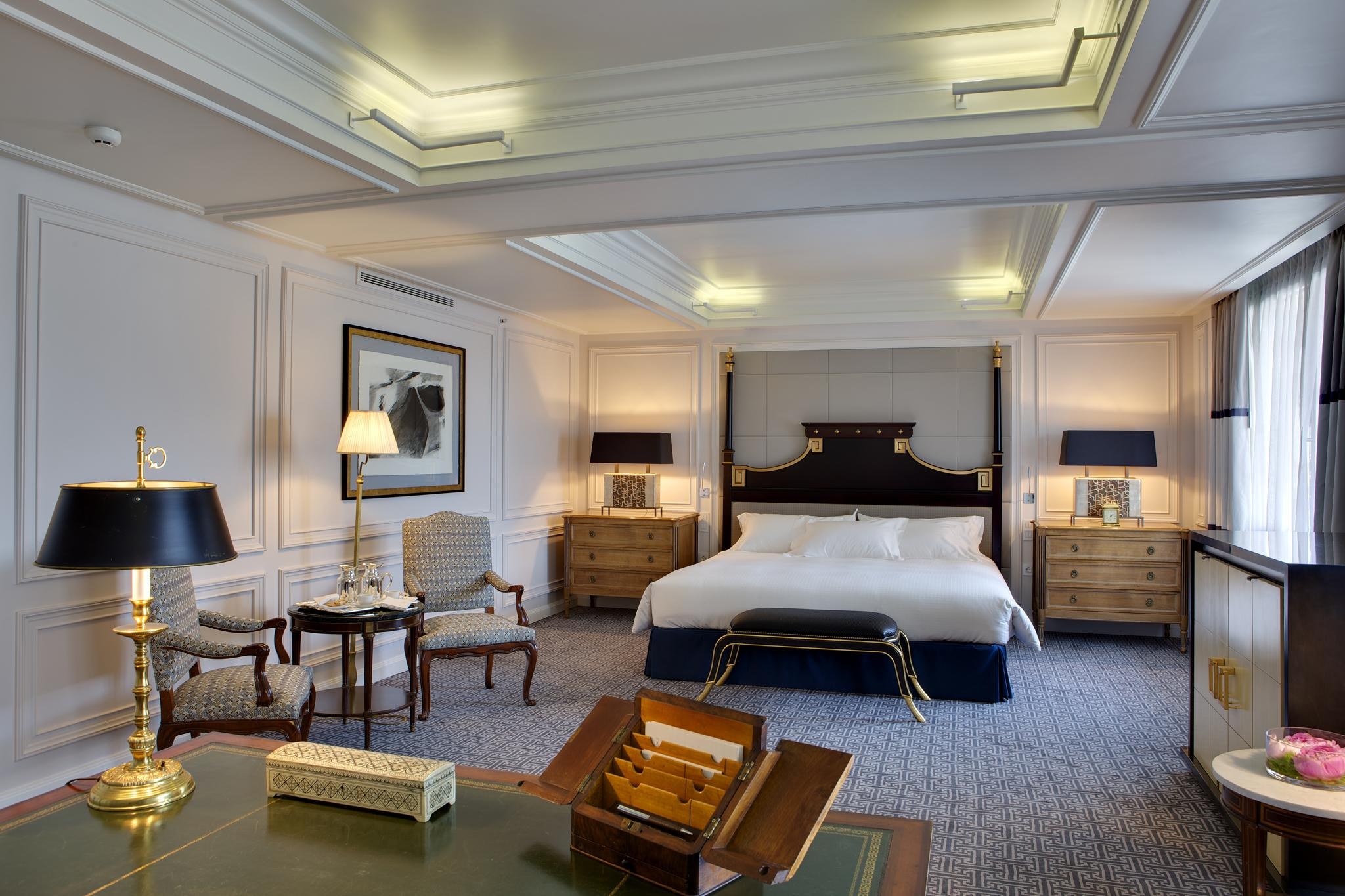 Suite Royal Hotel Villa Magna, Madrid