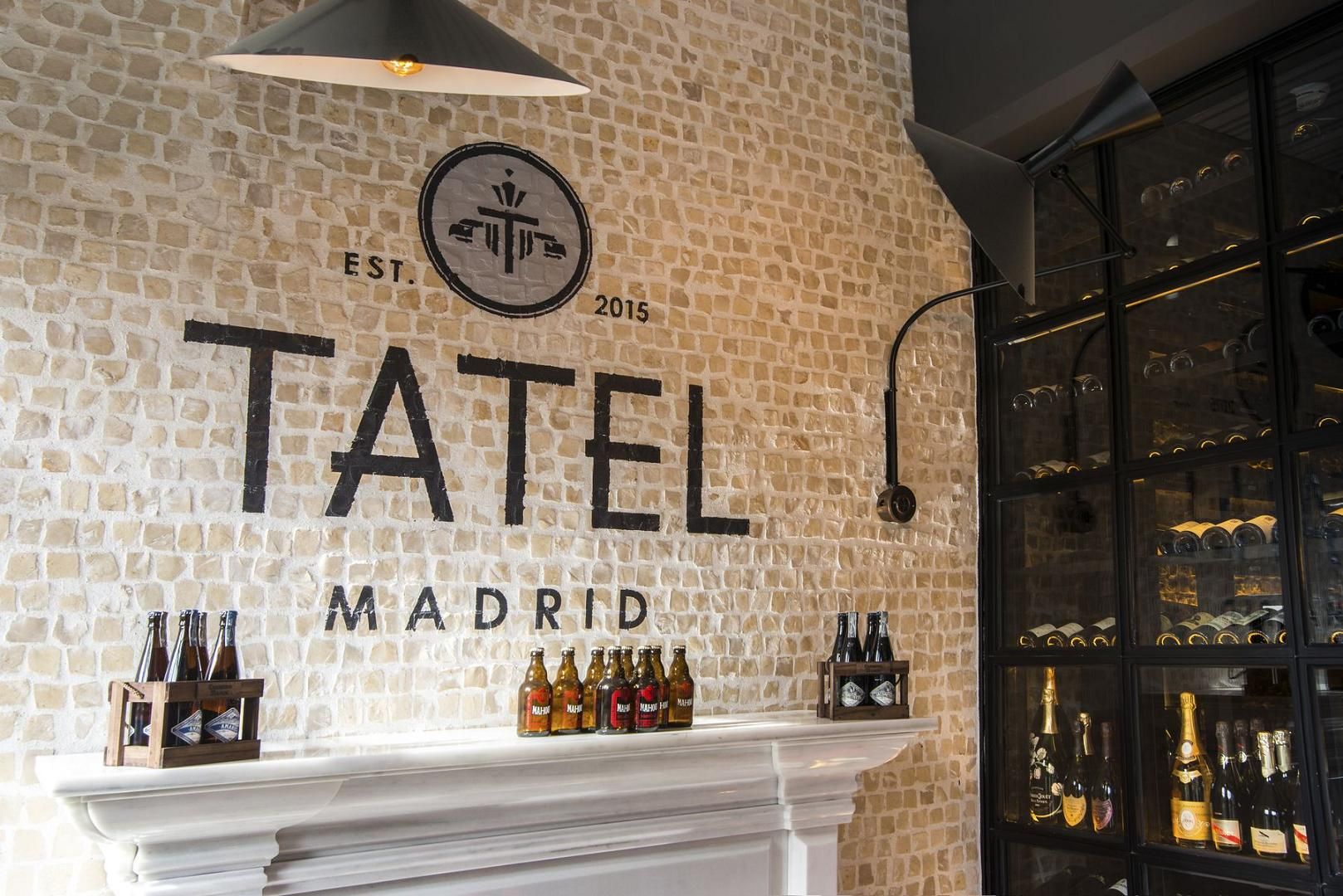 Tatel Madrid Wine Cellar