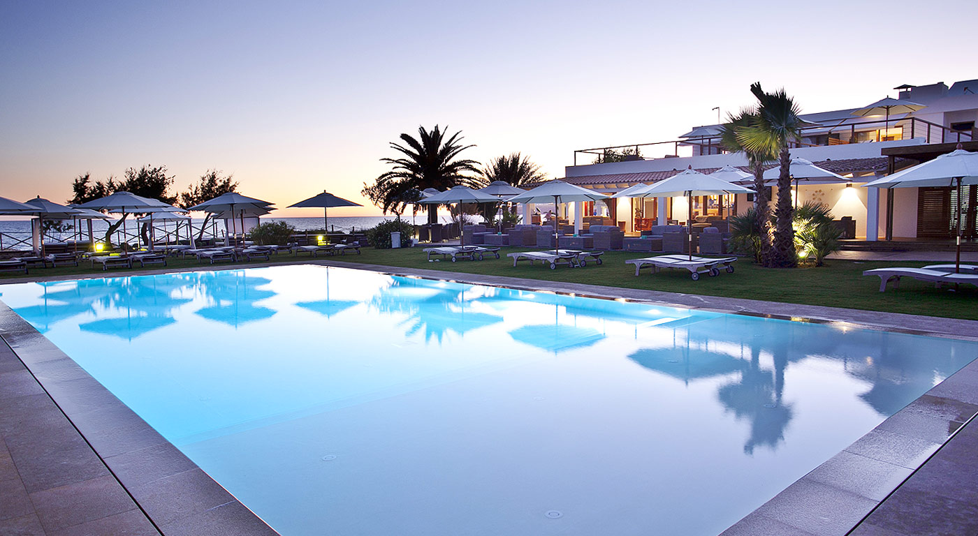 The Gecko Beach Club, Formentera