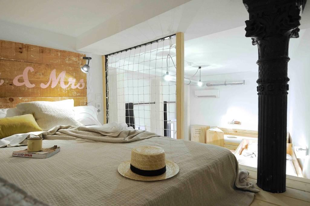 The Hat Hotel Madrid, Room
