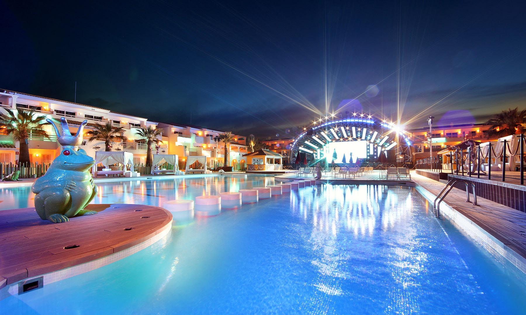 Ushuaïa Beach Club, Ibiza