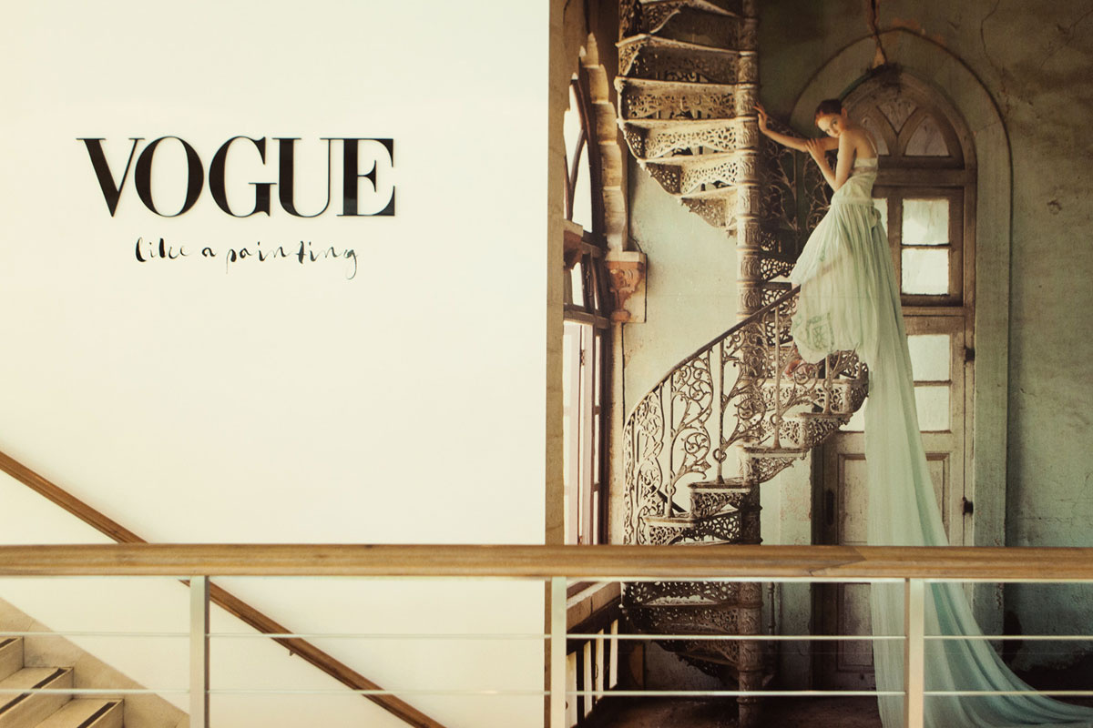 Vogue Like a Painting Madrid
