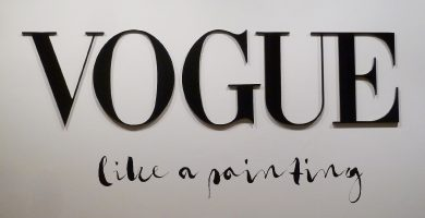 Vogue Like a Painting Thyssen-Bornemisza