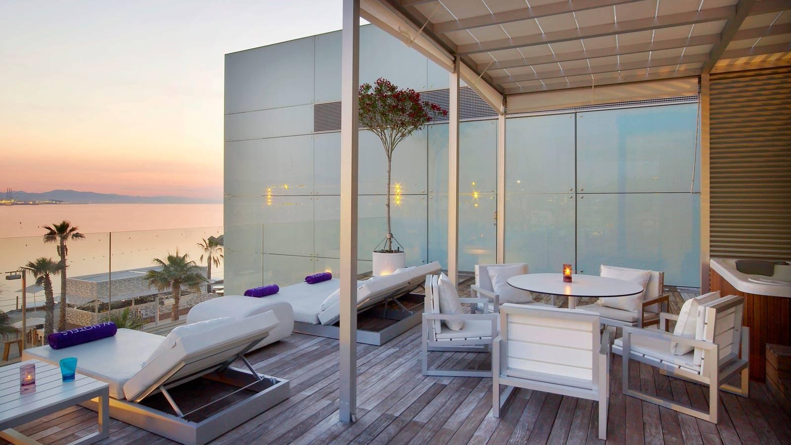 WOW Cabana W Barcelona