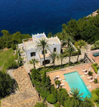 Michael Douglas' Mallorca Mansion On The Market For €50 Million